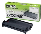 Original Brother Thermo-Transfer-Rolle PC-70
