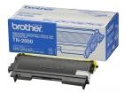 Original Brother Toner TN-2000 Schwarz