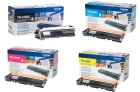 Original Brother Toner Set TN-230BK TN-230C TN-230M TN-230Y