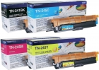 Original Brother Toner Sparset TN-241BK TN-245C TN-245M TN-245Y