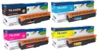 Original Brother Toner Set TN242BK+TN242C+TN242M+TN242Y