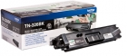 Original Brother Toner TN-326BK Schwarz