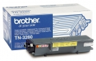 Original Brother Toner TN-3280 Schwarz