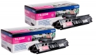 Original Brother Toner TN-329M Magenta Set