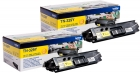 Original Brother Toner TN-329Y Gelb Set