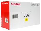 Original Canon Toner 9642A004 / 702 Gelb