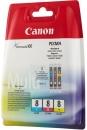 Original Canon Patronen Set CLI-8 C M Y