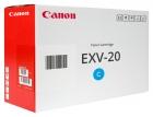 Original Canon Toner EXV-20 0437B002 Cyan