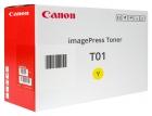 Original Canon Toner T01 8069B001 Gelb
