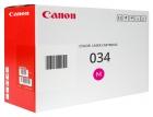 Original Canon Toner 034 / 9452B001 Magenta