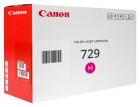Original Canon Toner 729 M / 4368B002 Magenta