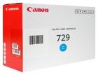 Original Canon Toner 729 C / 4369B002 Cyan