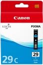 Original Canon Patronen PGI-29C 4873B001 Cyan
