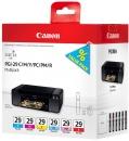 Original Canon Patronen PGI-29 4873B005 Sechs Farben Multipack