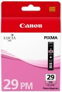 Original Canon Patronen PGI-29LM 4877B001 Fotomagenta