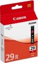 Original Canon Patronen PGI-29R 4878B001 Rot