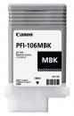 Original Canon Patrone PFI-106MBK / 6620B001 Mattschwarz