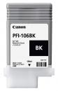 Original Canon Patrone PFI-106BK / 6621B001 Schwarz