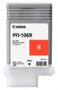 Original Canon Patrone PFI-106R / 6627B001 Rot
