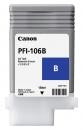 Original Canon Patrone PFI-106B / 6629B001 Blau