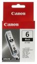 Original Canon Patronen BCI 6BK 4705A002AA Schwarz