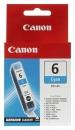 Original Canon Patronen BCI 6C 4706A002AA Cyan