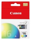 Original Canon Patronen BCI 16CL 9818A002 Color Multipack