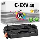 Alternativ Canon Toner C-EXV 40 / 3480B006 Schwarz
