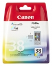 Original Canon Patronen CL 38 2146B001AA Color