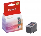 Original Canon Patronen CL 52 0619B001AA Foto Color