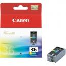 Original Canon Patronen CLI 36 1511B001 Cyan Magenta Gelb