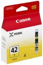 Original Canon CLI-42-Y Druckerpatrone Yellow/Gelb