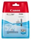 Original Canon CLI-521C Tintenpatronen Cyan
