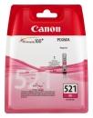 Original Canon CLI-521M Tintenpatronen Magenta