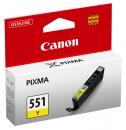 Original Canon CLI-551Y Druckerpatronen Yellow/Gelb