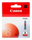 Original Canon Patronen CLI 8R 0626B001 Rot