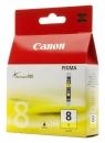Original Canon Patronen CLI 8Y 0623B001 Gelb