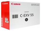 Original  Canon Toner C-EXV55 2182C002 Schwarz