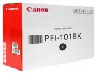 Original Canon Patronen PFI-101BK 0883B001 Schwarz