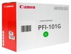 Original Canon Patronen PFI-101G 0890B001 Grün