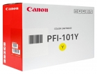 Original Canon Patronen PFI-101Y 0886B001 Gelb
