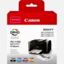 Set Original Canon Patrone PGI-1500