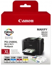 Original Patronen Canon DRHD PGI-2500XL C/M/Y/BK