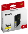 Original Patronen Canon DRHD PGI-2500XL Y Gelb / Yellow