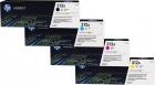 Set Original Toner HP 312A 312X CF380X+CF381A+CF382A+CF383A