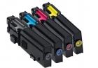 Original Dell Toner 593-BBBx Mehrfarbig Set