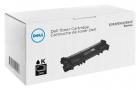 Original Dell Toner 593-BBLH / PVTHG Schwarz