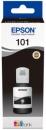 Original Epson Tinte 101 Schwarz (C13T03V14A)