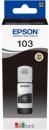 Original Epson Tinte 103 Schwarz
