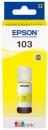 Original Epson Tinte 103 Gelb